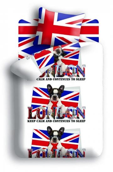 Фото - Комплект постельного белья полуторный For You Британец купить в киеве на подарок, цена, отзывы