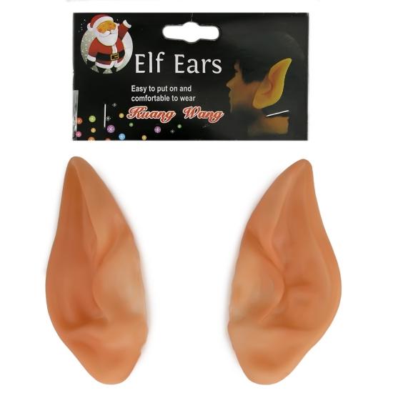Фото - Резиновые уши Эльфа купить в киеве на подарок, цена, отзывы