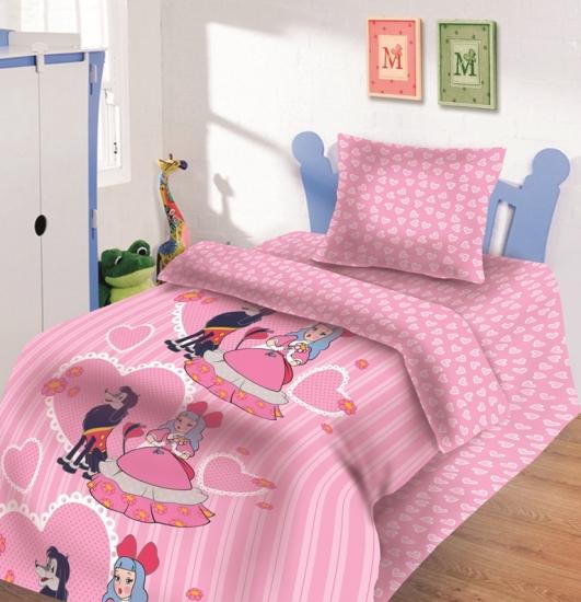 Фото - Комплект постельного белья полуторный Союзмультфильм Мальвина купить в киеве на подарок, цена, отзывы