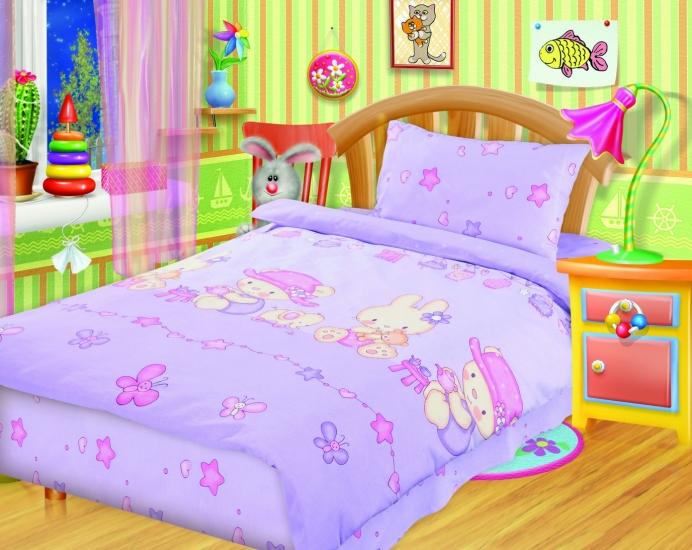 Фото - Постельное белье для детей в детскую кроватку Непоседа Игрушки купить в киеве на подарок, цена, отзывы
