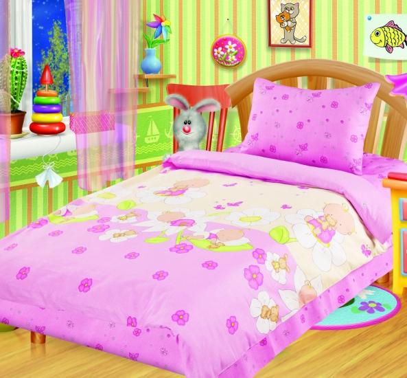 Фото - Постельное белье для детей в детскую кроватку Непоседа Сладкие сны купить в киеве на подарок, цена, отзывы