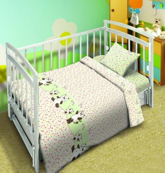 Фото - Комплект постельного белья детский Мой ангел Котята-мышата купить в киеве на подарок, цена, отзывы