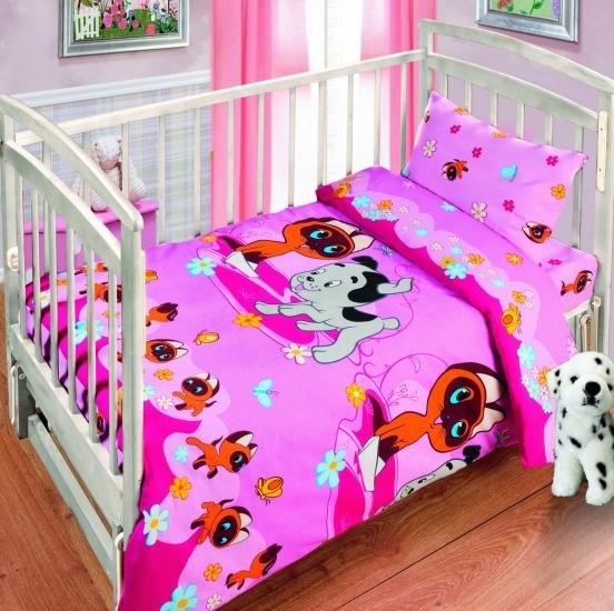 Фото - Комплект постельного белья детский Союзмультфильм Ручеек купить в киеве на подарок, цена, отзывы