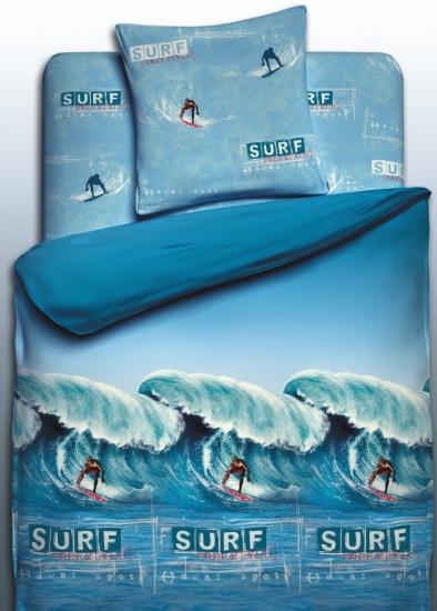 Фото - Постельное белье полуторное Unison Teens Surfer купить в киеве на подарок, цена, отзывы