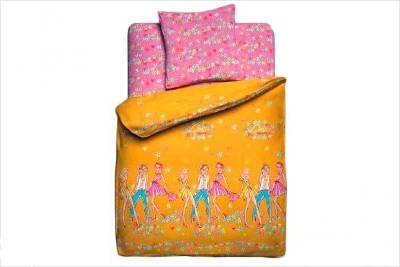 Фото - Постельное белье полуторное Unison Teens Trendy купить в киеве на подарок, цена, отзывы