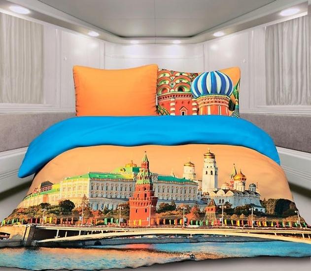 Фото - Постельное белье двуспальное Unison Москва купить в киеве на подарок, цена, отзывы