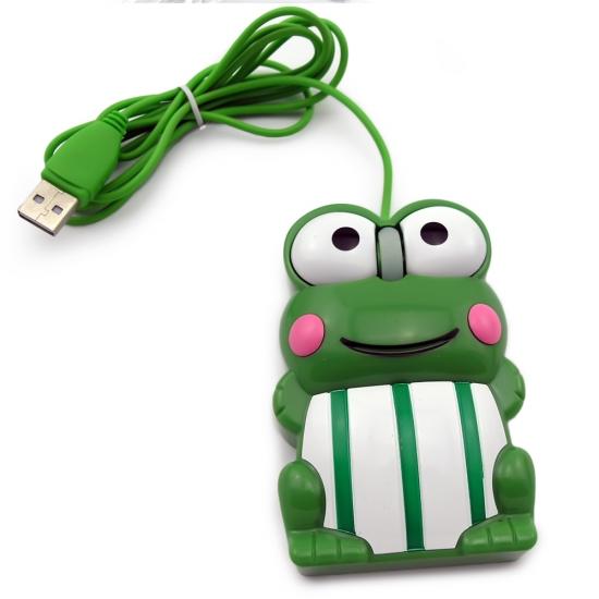 Фото - Компьютерная мышка Лягушка купить в киеве на подарок, цена, отзывы
