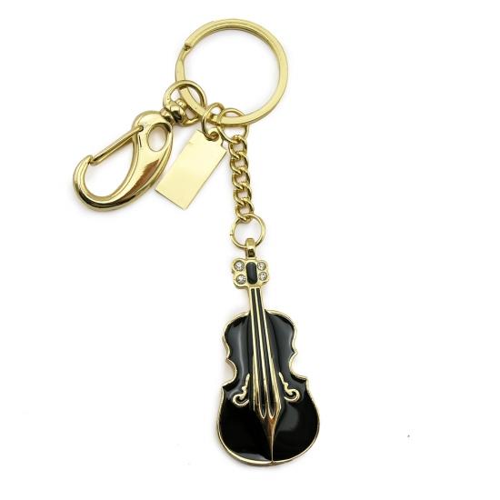 Фото - Флешка 8 Gb металл Скрипка купить в киеве на подарок, цена, отзывы