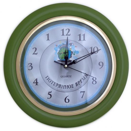 Фото - Часы идут в обратную сторону Anti-clock купить в киеве на подарок, цена, отзывы
