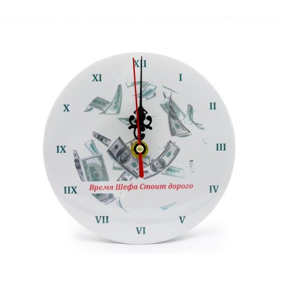 Фото - Часы настольные Время шефа стоит дорого купить в киеве на подарок, цена, отзывы