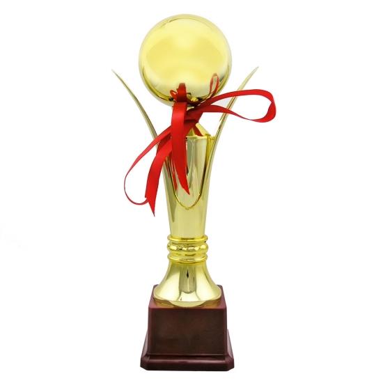 Фото - Кубок наградной Футбол 32 см купить в киеве на подарок, цена, отзывы