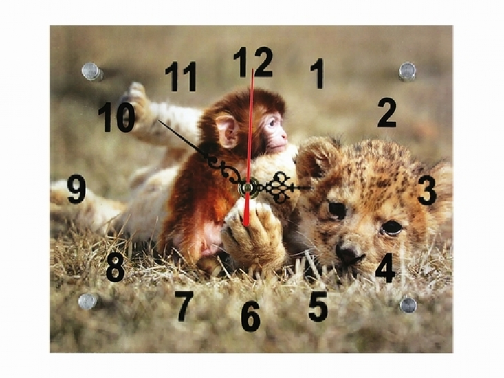 Фото - Подарочные часы Давай дружить купить в киеве на подарок, цена, отзывы