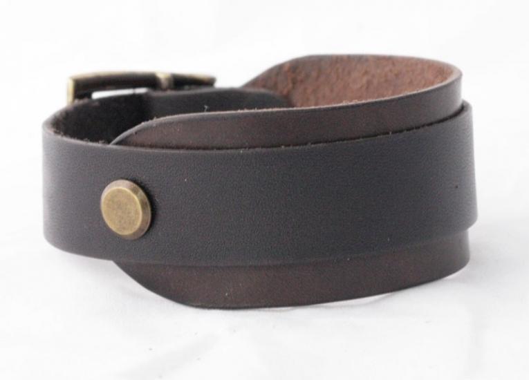 Фото - Антический кожаный браслет купить в киеве на подарок, цена, отзывы
