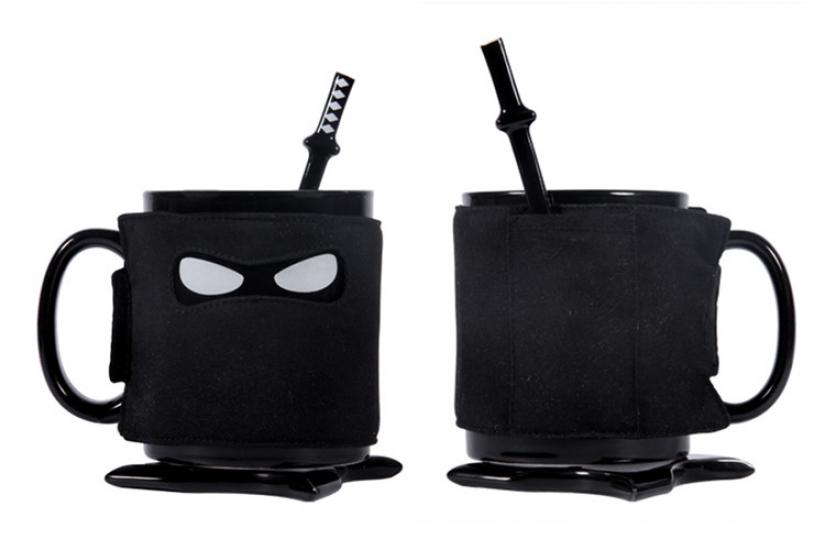 Фото - Чашка Ниндзя  купить в киеве на подарок, цена, отзывы