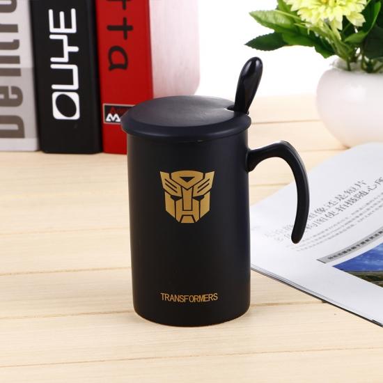 Фото - Чашка Transformers купить в киеве на подарок, цена, отзывы