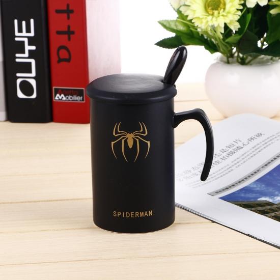 Фото - Чашка Spiderman купить в киеве на подарок, цена, отзывы