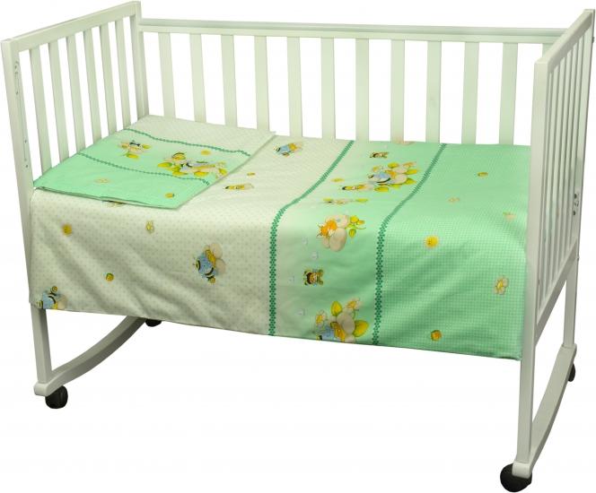 Фото - Комплект постельного белья Младенец купить в киеве на подарок, цена, отзывы