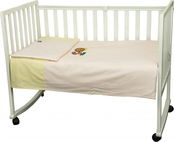 Фото - Комплект постельного белья Лев купить в киеве на подарок, цена, отзывы