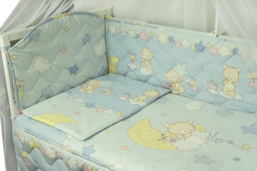 Фото - Комплект постельного белья Малыш купить в киеве на подарок, цена, отзывы