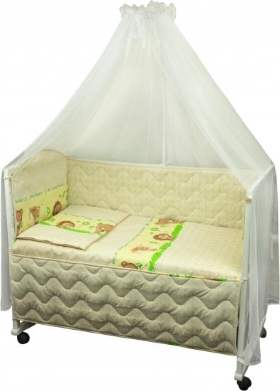 Фото - Комплект в детскую кроватку Фея купить в киеве на подарок, цена, отзывы