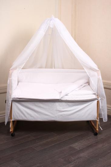 Фото - Набор детский в кровать Мишка с вышивкой купить в киеве на подарок, цена, отзывы