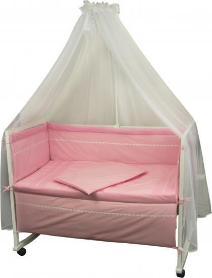 Фото - Комплект в детскую кроватку Веселый горошек купить в киеве на подарок, цена, отзывы