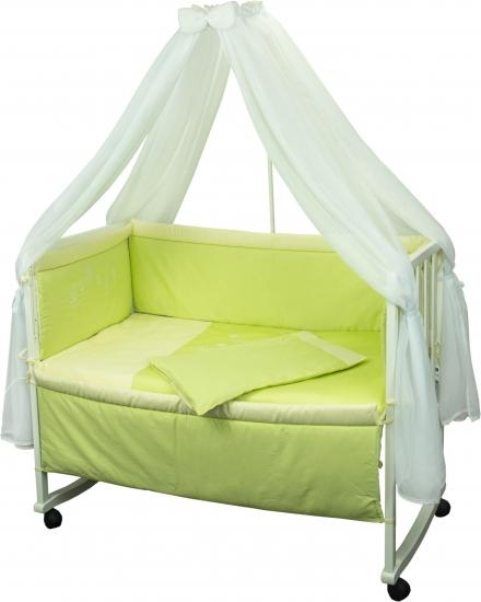 Фото - Набор детский в кровать Люкс с вышивкой купить в киеве на подарок, цена, отзывы