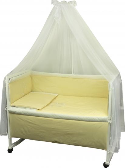 Фото - Набор детский в кроватку Дрема с вышивкой купить в киеве на подарок, цена, отзывы