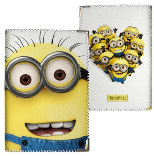Фото - Обложка на паспорт Миньон купить в киеве на подарок, цена, отзывы