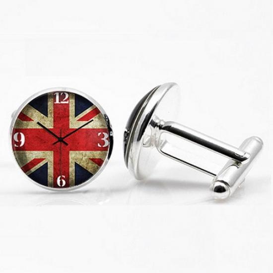 Фото - Запонки Great Britain купить в киеве на подарок, цена, отзывы