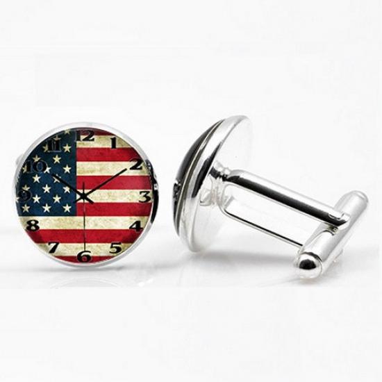 Фото - Запонки USA купить в киеве на подарок, цена, отзывы