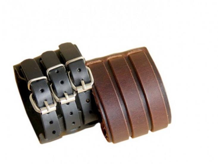 Фото - Антический кожаный браслет Мао купить в киеве на подарок, цена, отзывы