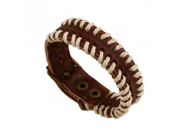 Фото - Антический кожаный браслет Arnold купить в киеве на подарок, цена, отзывы