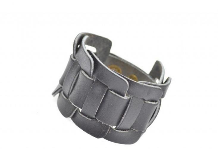 Фото - Антический кожаный браслет Atwater купить в киеве на подарок, цена, отзывы