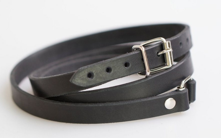 Фото - Антический кожаный браслет Barry купить в киеве на подарок, цена, отзывы