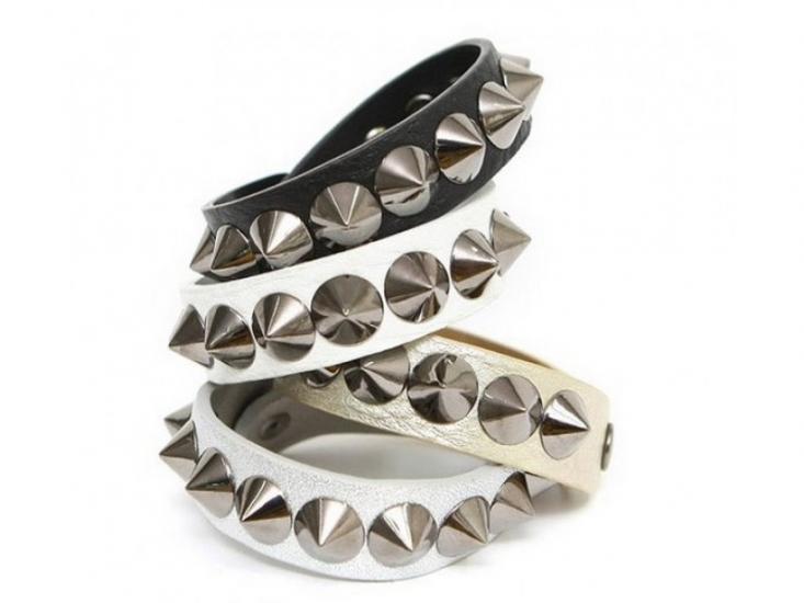 Фото - Антический кожаный браслет Splin купить в киеве на подарок, цена, отзывы