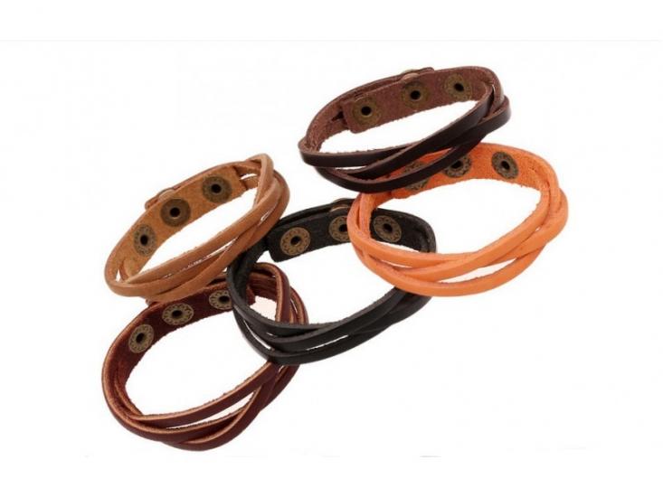 Фото - Антический кожаный браслет Farie купить в киеве на подарок, цена, отзывы