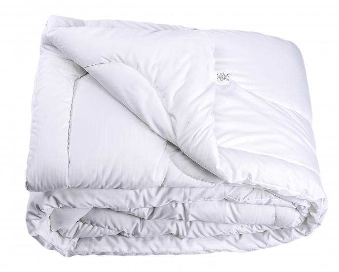 Фото - Одеяло силиконовое зимнее микрофайбер 200х220 см купить в киеве на подарок, цена, отзывы