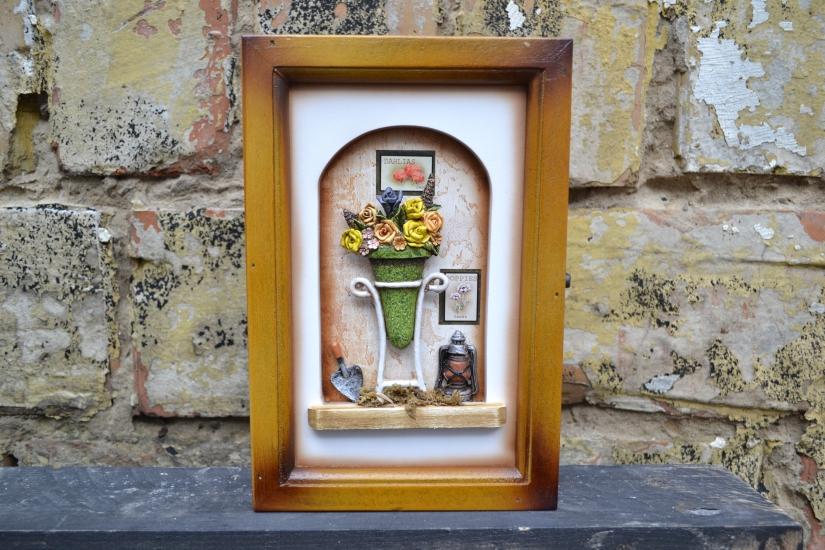 Фото - Ключница Уютный Домик купить в киеве на подарок, цена, отзывы