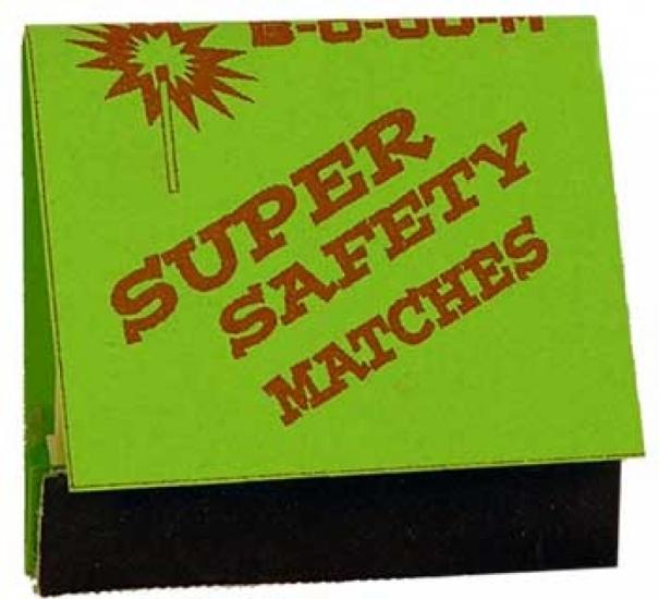 Фото - Спички взрывные купить в киеве на подарок, цена, отзывы