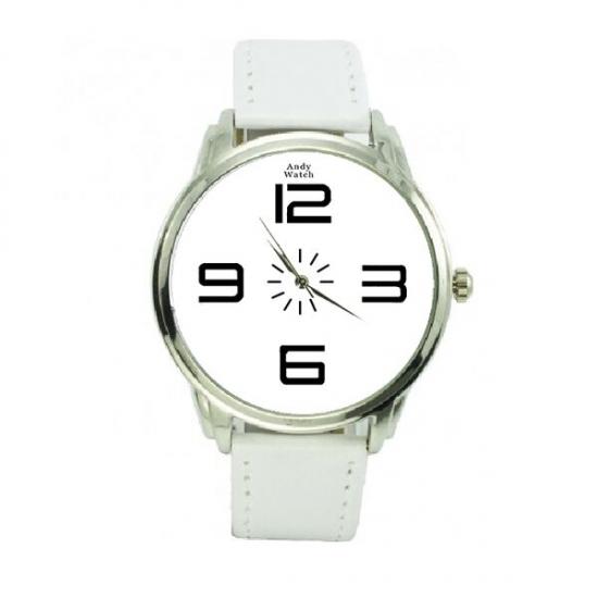 Фото - Часы Классика белые купить в киеве на подарок, цена, отзывы