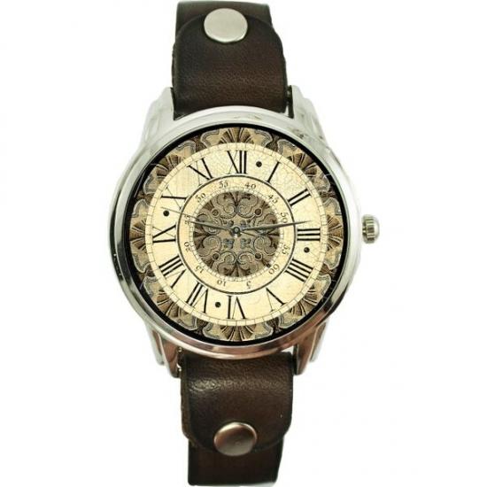 Фото - Часы Завитки купить в киеве на подарок, цена, отзывы