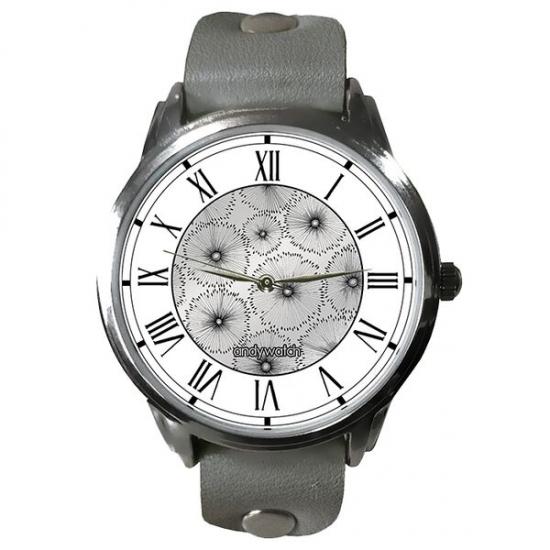 Фото - Часы Silver Flowers купить в киеве на подарок, цена, отзывы