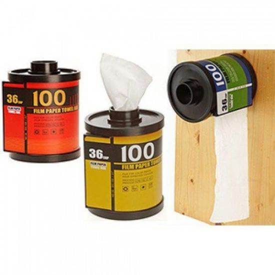 Фото - Держатель для туалетной бумаги фотопленка купить в киеве на подарок, цена, отзывы