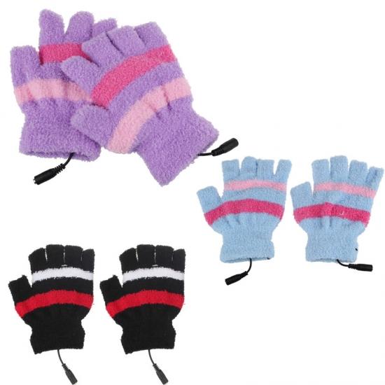 Фото - Перчатки с подогревом от usb купить в киеве на подарок, цена, отзывы
