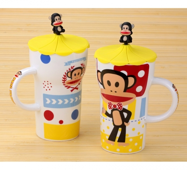 Фото - Чашка обезьяна 650мл  4 вида купить в киеве на подарок, цена, отзывы