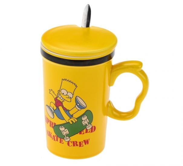 Фото - Чашка Симсоны купить в киеве на подарок, цена, отзывы