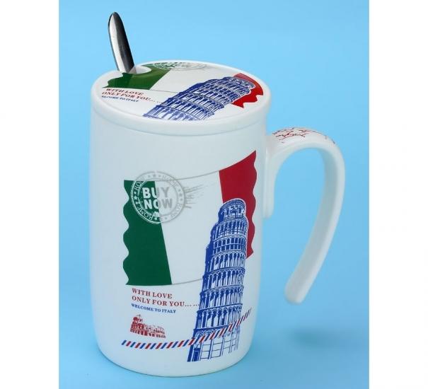 Фото - Чашка Пизанская Башня купить в киеве на подарок, цена, отзывы