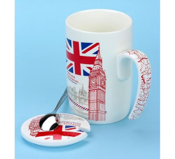 Фото - Чашка London купить в киеве на подарок, цена, отзывы