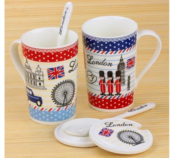 Фото - Чашка London joke 4 вида купить в киеве на подарок, цена, отзывы